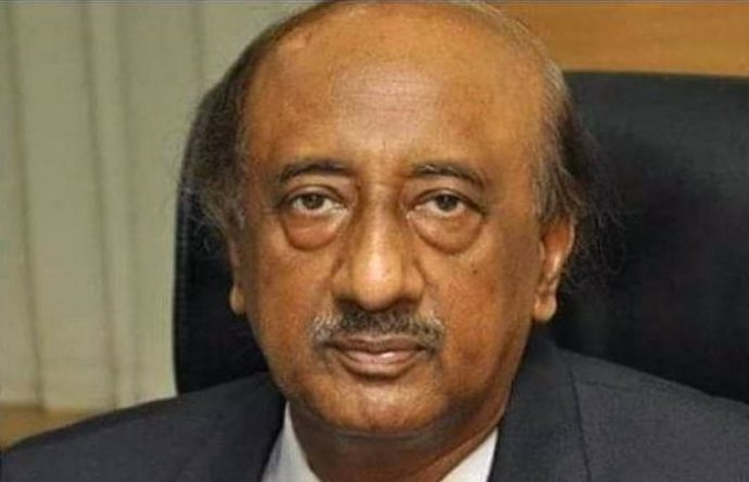 2020 is the year of falling - (Sadat Hussain)